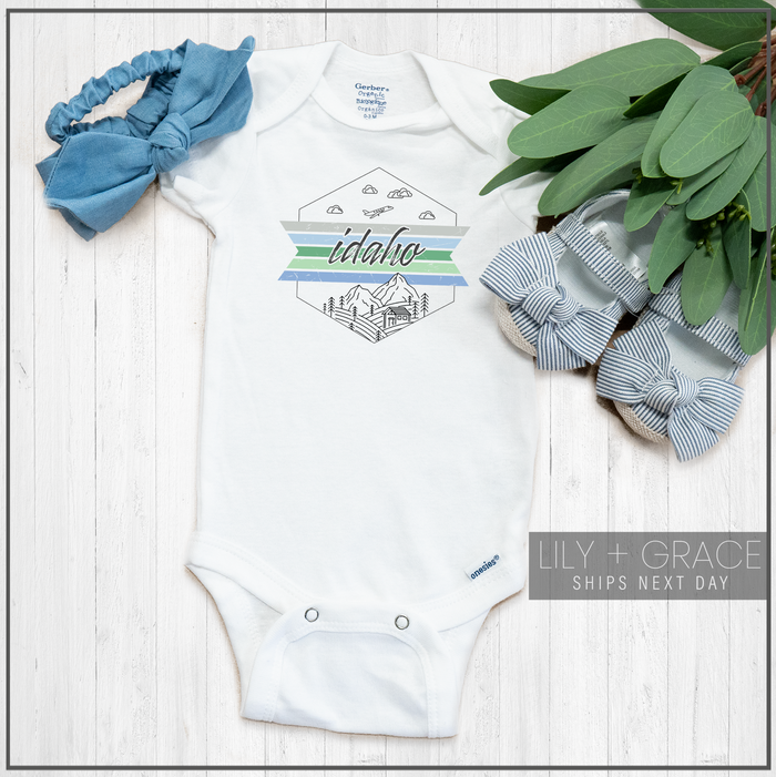 Idaho Onesie® | Baby Boutique | Kids Boutique