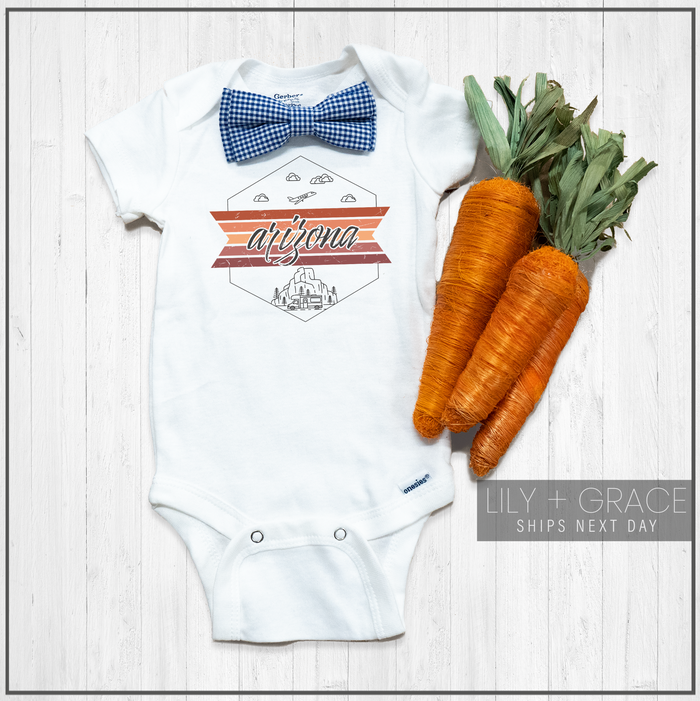 Arizona Onesie® | Baby Onesies® | Toddler Apparel