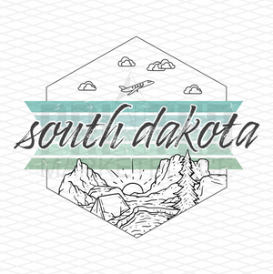 South Dakota Polygon