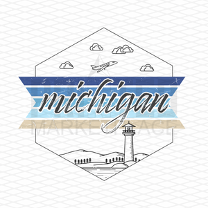 Michigan Polygon