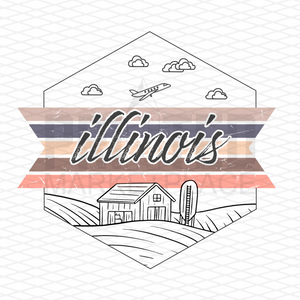 Illinois Polygon