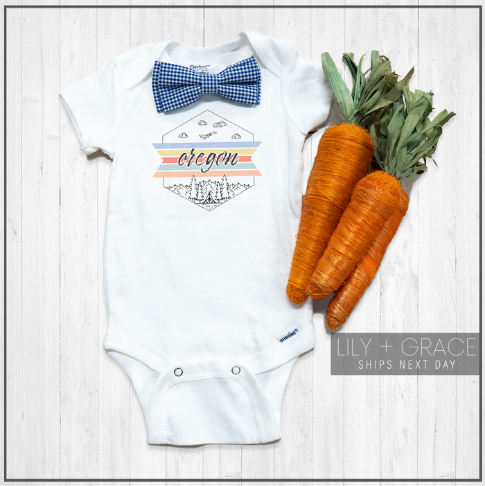 Oregon Onesie® | Baby Boutique | Youth Apparel