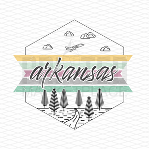Arkansas Polygon