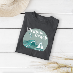 Virginia Beach Apparel by Printed Marketplace