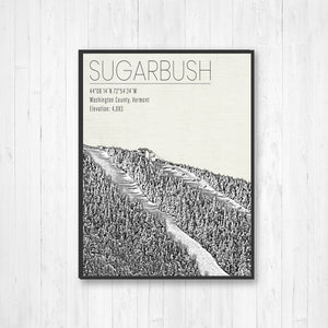 Sugarbush Print