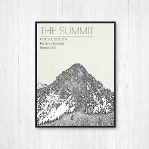 The Summit Print