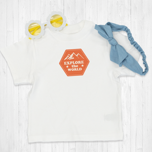 Explore The World Onesie® | Printed Marketplace