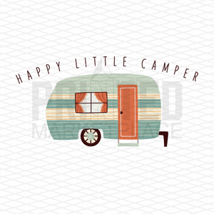 Happy Little Camper Onesie®