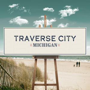 Traverse City Michigan Print