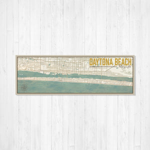 Daytona Beach Nautical Street Map