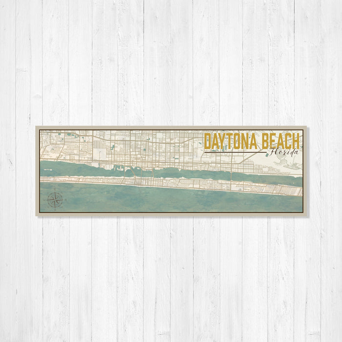 Daytona Beach Florida Street Map