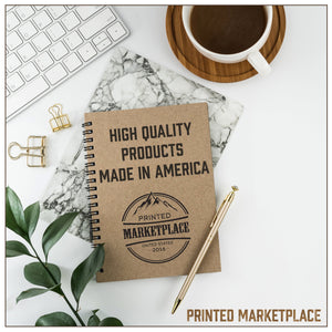 Printed Marketplace Flag Prints