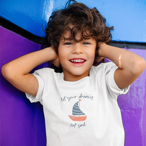 Let Your Dreams Set Sail Tee Shirt