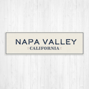Napa Valley Wine Country Decor