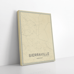 Sierraville Hanging Canvas by Printed Marketplace