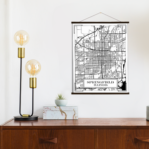 Springfield Hanging Canvas