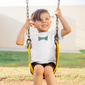 Blue Bowtie Onesie® | Kid's Apparel | Children's T-Shirt