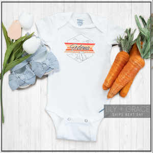 Sedona Arizona Onesie®