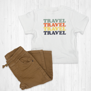 Colorful Travel Onesie®