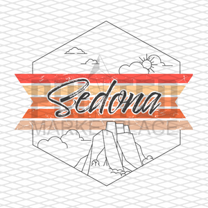 Sedona Polygon