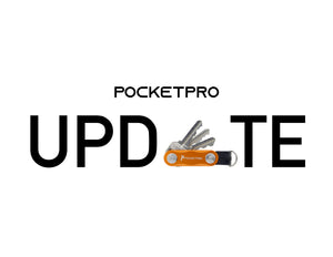 PocketPro blog update