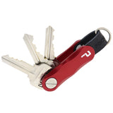 Crimson Red PocketPro Singularity 2.0 Key Organizer