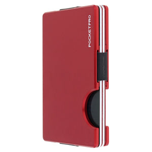 PocketPro Wallet - Crimson Red - PocketPro Keys