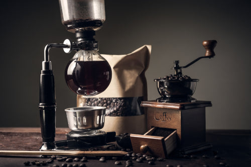 Brew Series - Vacuum Pot (Siphon Coffee)