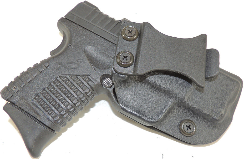 Kydex IWB Quick Clip Holster - Everyday Holsters  - 7