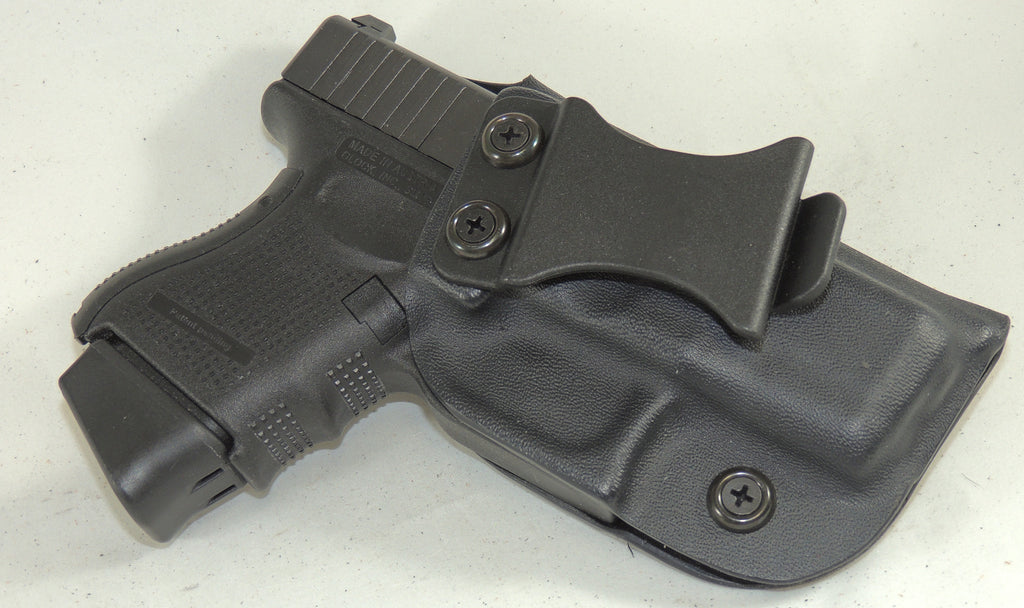 Kydex IWB Quick Clip Holster - Everyday Holsters  - 9