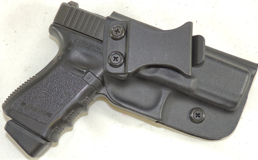 Kydex IWB Quick Clip Holster - Everyday Holsters  - 3