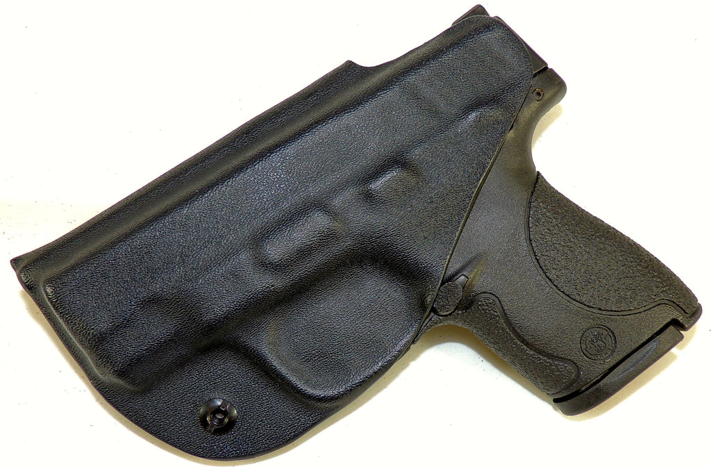 Kydex IWB Quick Clip Holster - Everyday Holsters  - 12