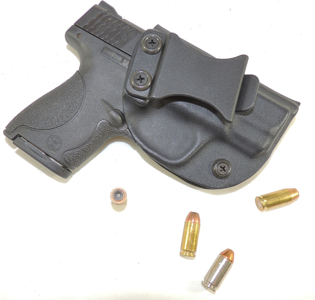 Kydex IWB Quick Clip Holster - Everyday Holsters  - 13
