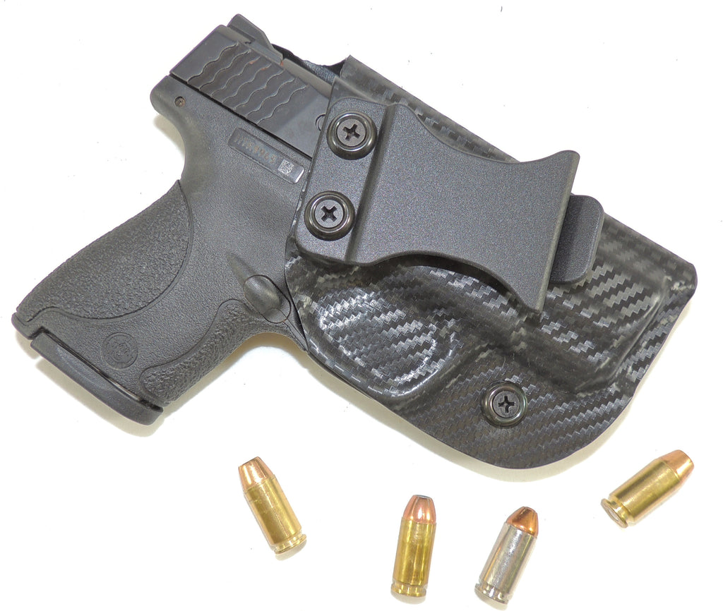 Kydex IWB Quick Clip Holster - Everyday Holsters  - 14