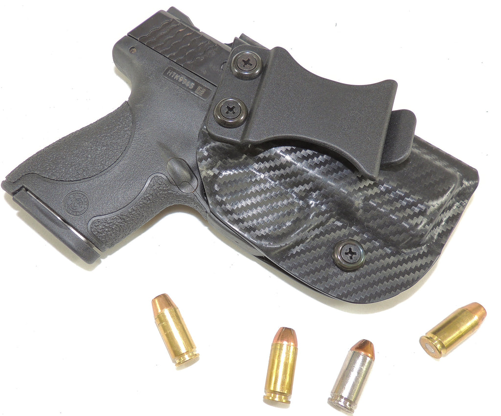 Kydex IWB Quick Clip Holster - Everyday Holsters  - 1