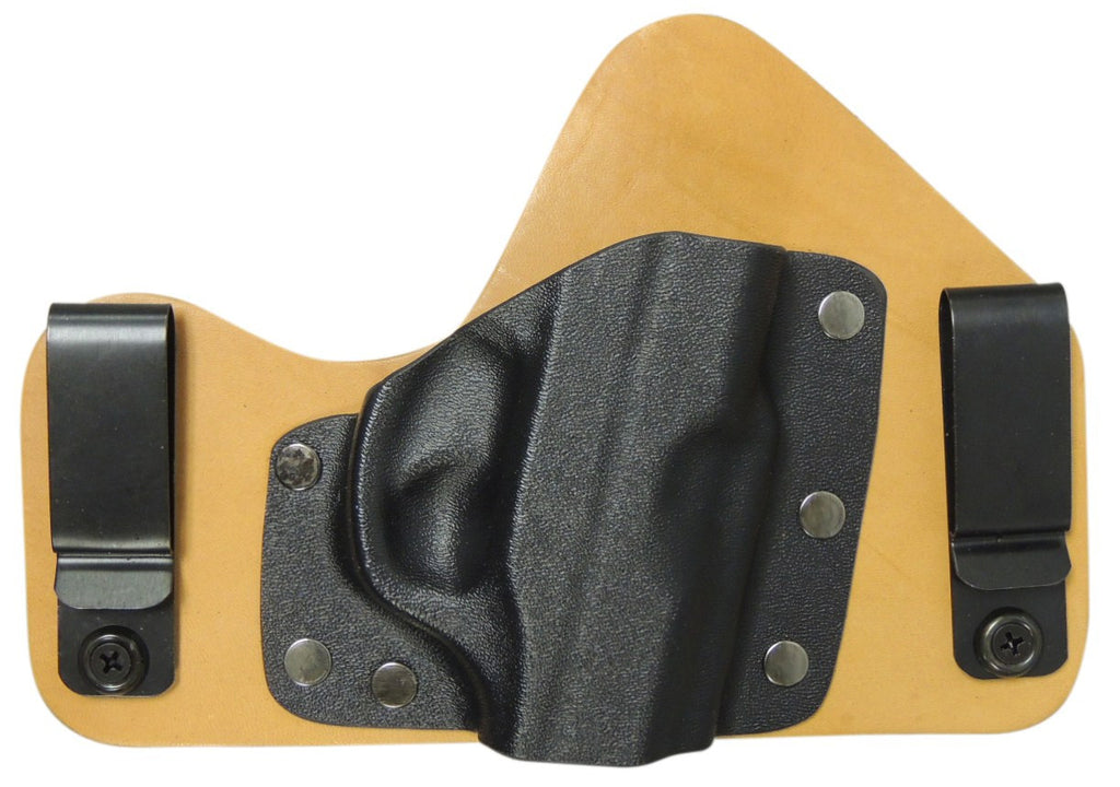 Appendix Carry 2 Clip Design - Everyday Holsters  - 3