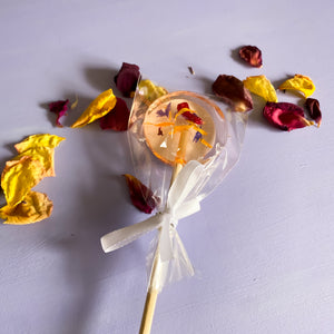Edible Petal Pop by Lollipop Lane