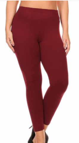 Silky Super Soft High-waist Leggings