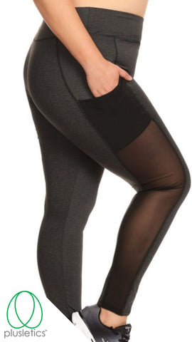 High-Performance High Waisted Leggings