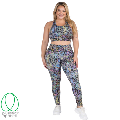 Iridianic Cobra Leggings