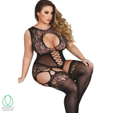 Lacey Thigh High Bodystocking