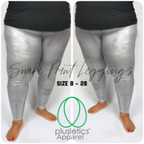 Mamba Snake Skin Plus Size  Leggings
