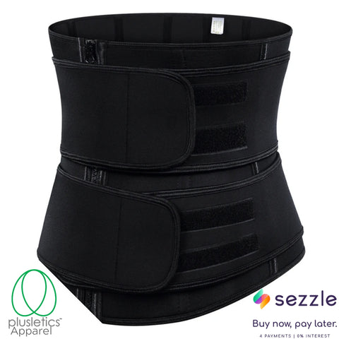 Double Snatched Neoprene Waist Trainer