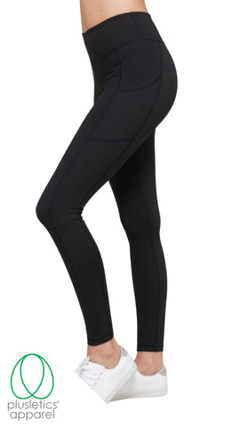 The Basics Leggings - Black