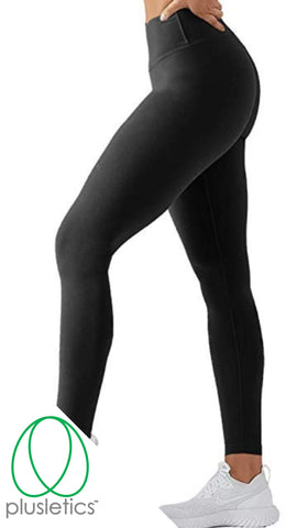 Yoga Leggings – Extra Plus Pants Sizes: 22 - 30