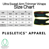 Ultra Sweat Arm (Pair) Trimmer Wraps