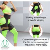 Thigh & Waist Belt Combo &  Butt Lifter