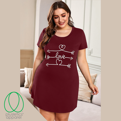 One Love Lounge Dress