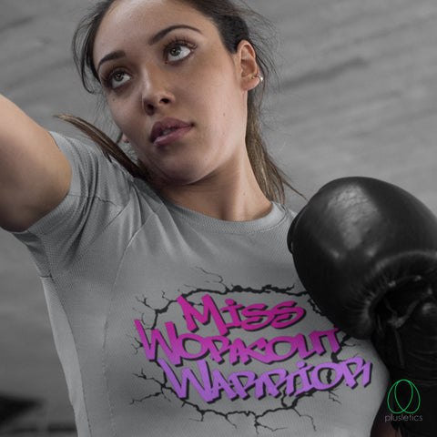 Miss Workout Warrior T-Shirt