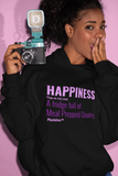 Happiness A fridge full of Meal Prepped Dinners | Happiness Hoodies